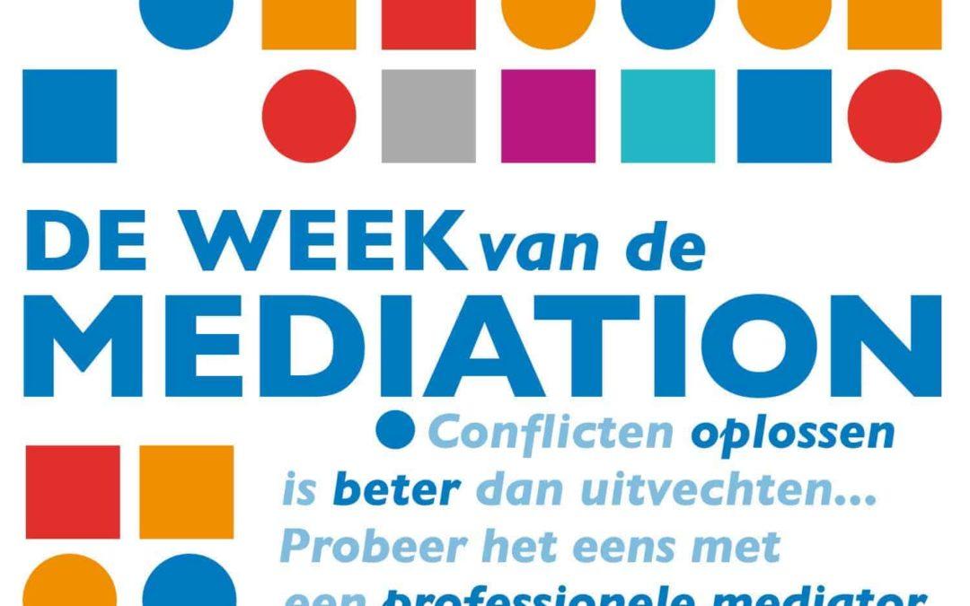 Week van de Mediation 2019
